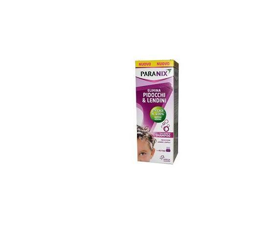 Paranix Shampoo 200 ml + Pettine Chefaro