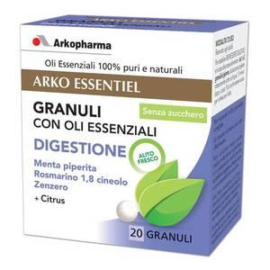 Arkoessentiel Digestione - Granuli con Oli Essenziali Arkopharma