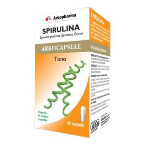 Arkocapsule Spirulina 45CPS Arkopharma
