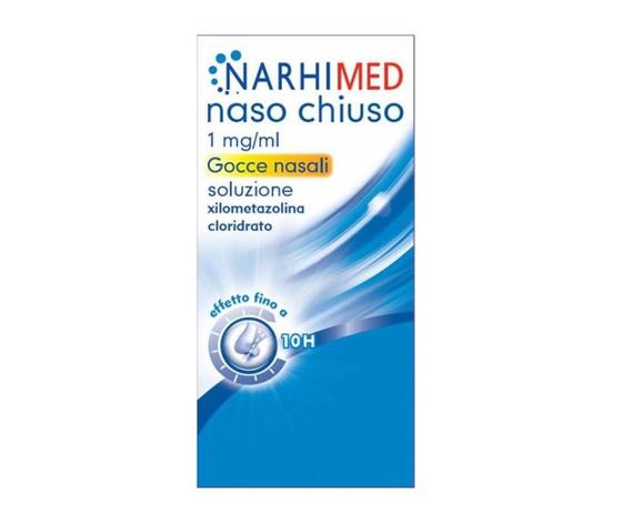 Glaxosmithkline c.health.spa Narhimed Naso Chiuso