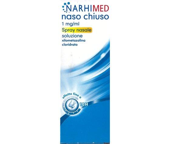 GlaxoSmithKline.SPA Narhimed Naso Chiuso*AD Spray