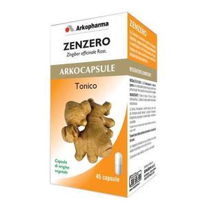 Arkocapsule Zenzero 45CPS Arkopharma