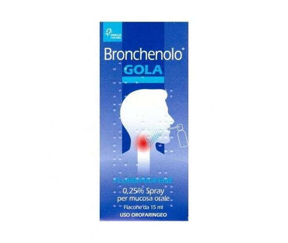 Bronchenolo Gola*Os Spray 15ML Chefaro