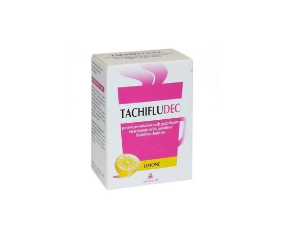 AngeliniI Tachifludec Gusto Limone 10 Bustine