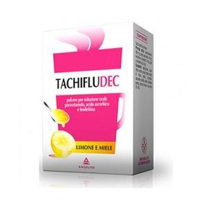Angelini SpA Tachifludec 16 Buste Miele E Limone