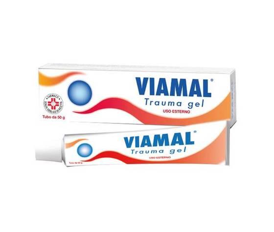 Polifarma Benessere Srl Viamal Trauma Gel Tubo 50 G