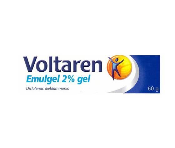 Novartis Farm Spa Voltaren Emulgel*Gel 60G 2%
