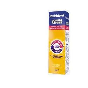 Kukident Doppia Azione Crema Adesiva 60 g Procter & Gamble