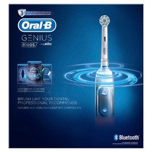 Oralb Genius 8100s White bluetooth spazzolino elettrico professionale Procter & Gamble
