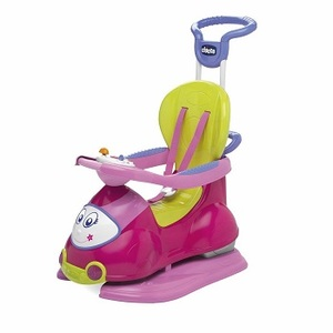 Chicco Cavalcabile 4-in-1 Rosa
