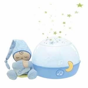Chicco Proiettore GoodNight Stars Azzurro