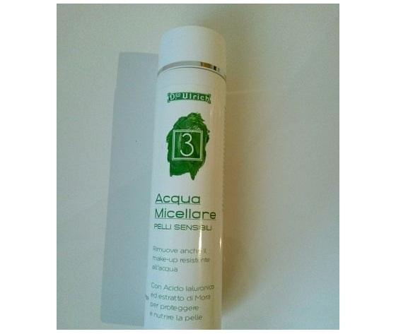 Acqua Micellare Pelle Sensibili 200 ml Paladin Pharma