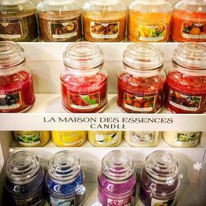 La Maison Des Essences Candle Thè di prugna nera Mast Industria Italiana