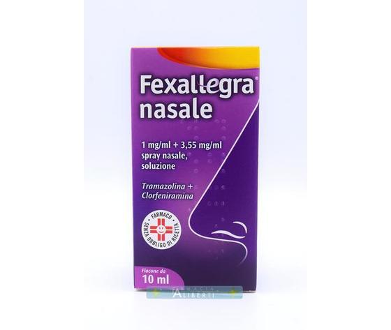 Fexallegra Nasale 10 ml Sanofi