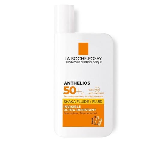 LA ROCHE POSAY-PHAS (L'Oreal) La Roche-Posay Anthelios Fluido Ultra Resistente Spf 50+ Senza Profumo 50ml