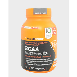 BCAA Advanced 100CPS Named
