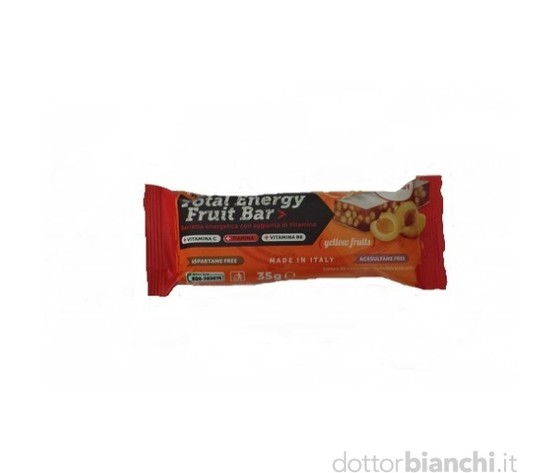 Total Energy Fruit Bar Named