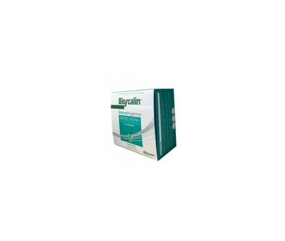 giuliani spa bioscalin maschera fortificante pre-shampoo con sincrobiogenina flacone da 200 ml