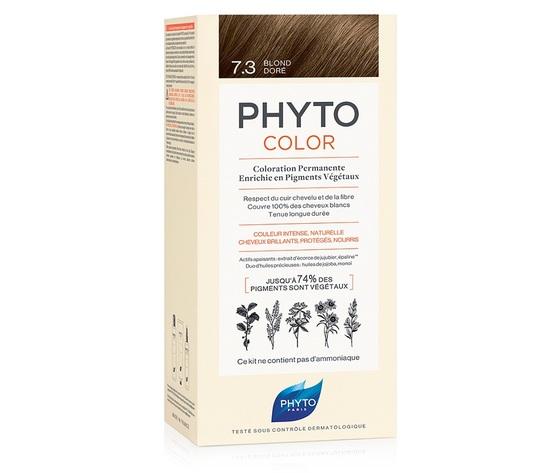 PHYTO (ALES GROUPE ITALIA SpA) PHYTOCOLOR 7.3 Biondo Dorato