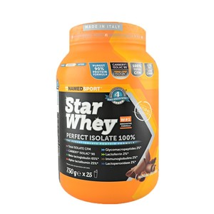 Star Whey Sublime ChocolatE 750gr. Named