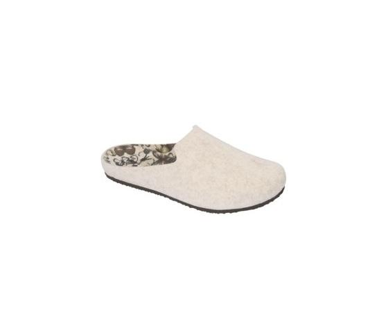 DR.SCHOLL'S Div.Footwear CALZATURA LAYE FELT-W BEIGE 40 FELTRO COLLEZIONE AW20