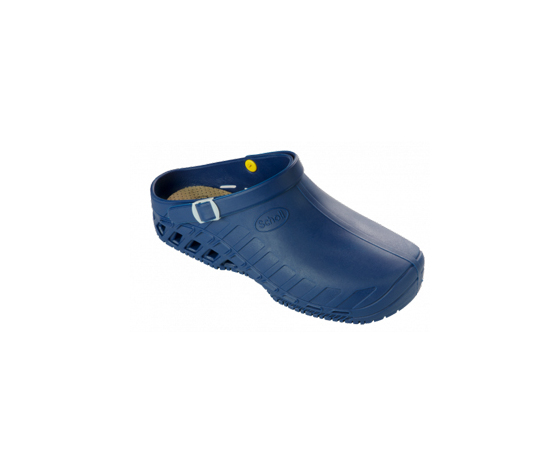 Dr.scholl's Div.footwear Clog Evo Tpr Unisex Blu 35-36
