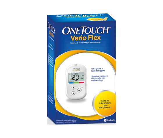 One Touch Verio Flex System Kit Johnson&Johnson