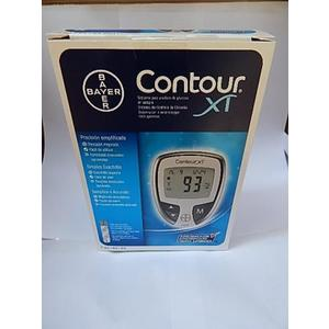 Contour XT Glucomentro + 10 Strisce Kit Bayer HealthCare7,80