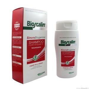 Bioscalin Shampoo Fortificante Volumizzante Giuliani