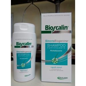 Bioscalin Shampoo Fortificante Rivitalizzante Giuliani