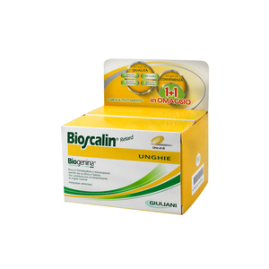 Bioscalin Unghie 30CPR Giuliani