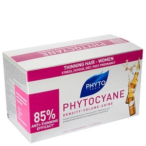 Phyto Phytocyane Anticaduta Donna 12Fiale Ales Groupe
