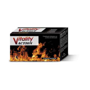 Vitality action 10 bustine monodose