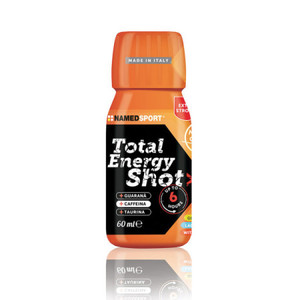 Total Energy Shot Orange 60ml Named