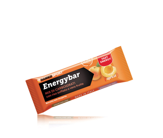 Energybar Apricot 35 g. Named