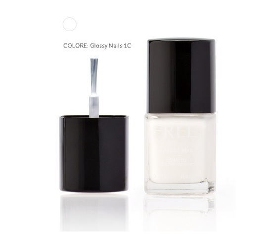 Free Age Glossy Nails 1C 7 ml Polifarma Benessere