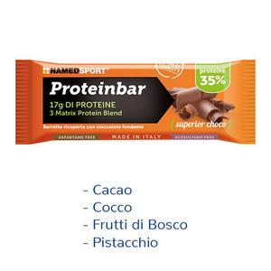 Proteinbar Superior Choco 50 gr. Named