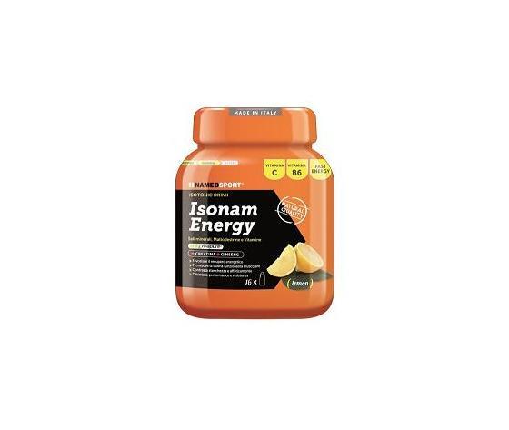 Isonam Energy 480 gr. Named