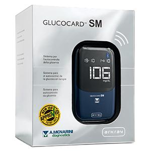 Menarini Diagnostics Glucocard SM Misuratore Glicemia Kit