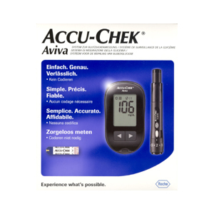 Roche Diagnostic Accu Chek Aviva Kit