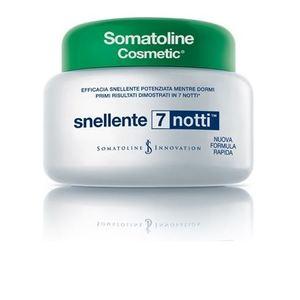 L.MANETTI-H.ROBERTS & C. SpA Somatoline Cosmetic Snellente 7notti 250 Ml
