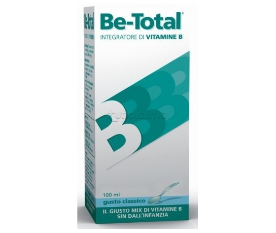 Be-Total Integratore di Vitamine B 100 ml Johnson & Johnson