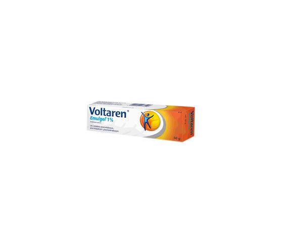 Voltaren Emulgel Gel 60 g 1% Novartis