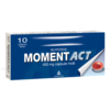 Moment act 10 compresse