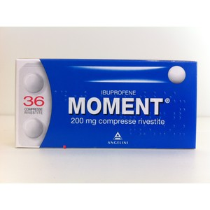 Moment 200 Mg Compresse Rivestite 36 Compresse Angelini Spa