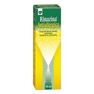 Rinazina Aantiallergica Spray Nasale 10ML GlaxoSmithKline C.H.SpA