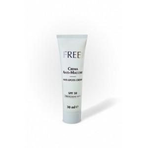 Polifarma Benessere Free Age Crema Antimacchie spf 50 30 ml