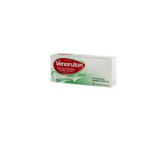 Venoruton 30CPR Riv 500MG GlaxoSmithKline Consumer.Health.SpA