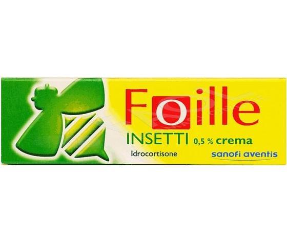 Foille Insetti Crema 15 Gr 0.5% Sanofi SpA