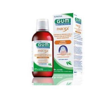 GUM Paroex 0.2 Clorexidina Colluttorio 300ml Sunstar Italiana